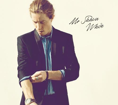 Mr. Shaun white <3