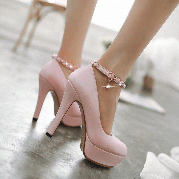 Nancy Jayjii platform high heel women shoes/pumps #NancyJayjii #Pumps #Dressshoes https://ladieshighheelshoes.blogspot.com/2016/10/womens-shoes.html
