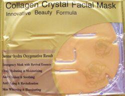 Коллагеновая маска для лица Collagen Crystal Facial Mask (многоразовая) - 60 гр.