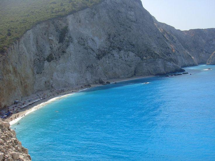 Have You Ever Been to Paradise on a Beautiful Sunday Morning? #lefkada #lefkas #beaches #enjoy #paradise #sea