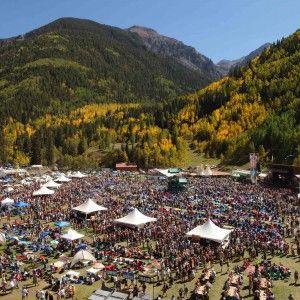 Telluride Blues & Brews is an amazing festival!