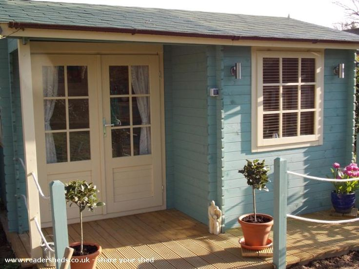 The Wendy House is an entrant for Shed of the year 2012 via @readersheds
