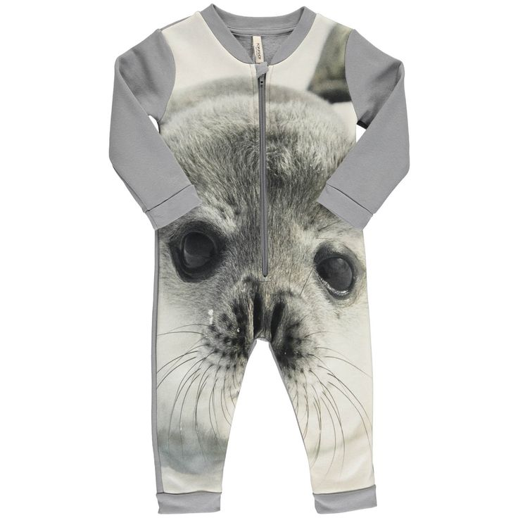 Popupshop Sweat Suit Baby (seal) - Køb online her!