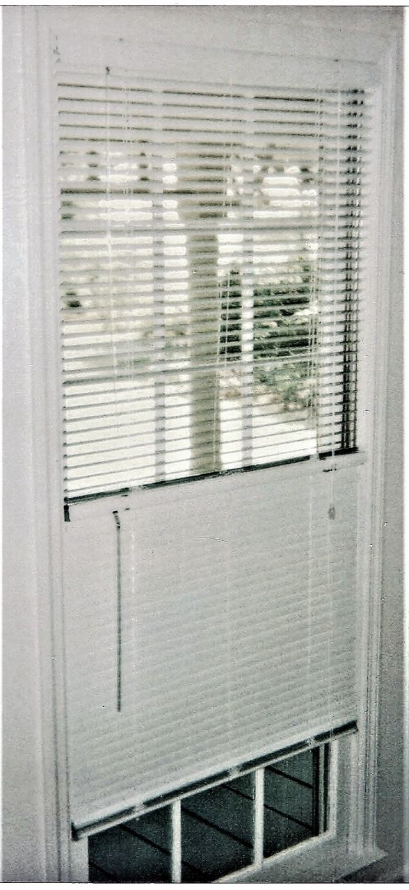 How to Install Mini Blinds in 2020 Vinyl mini blinds