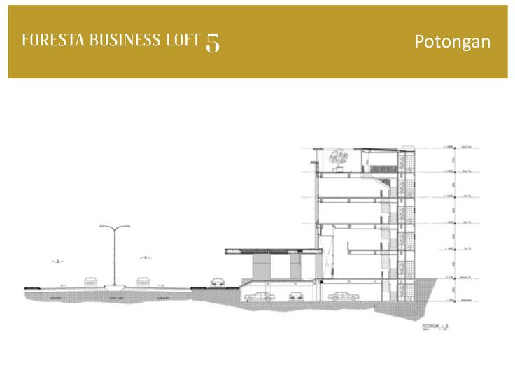 Foresta Business Loft 5 Building