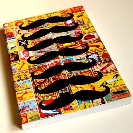 Notebooks and Diaries, Chamku, Mooch Match Box Covers