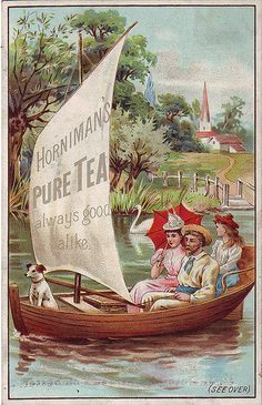 Horniman's Pure Tea - always good alike?