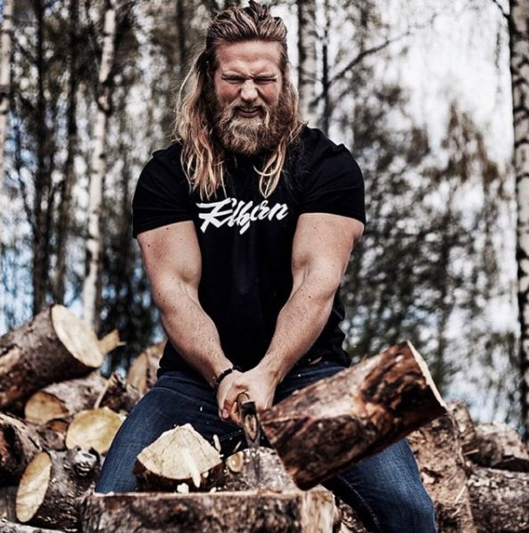 In addition to his military and Instagram stardom, Matberg told BuzzFeed News that he went to a culinary institute after high school and is a fully licensed chef. He also holds a bachelor's degree in personal training and sports nutrition, which helps keep his fitness levels up to Royal Norwegian Navy standards.