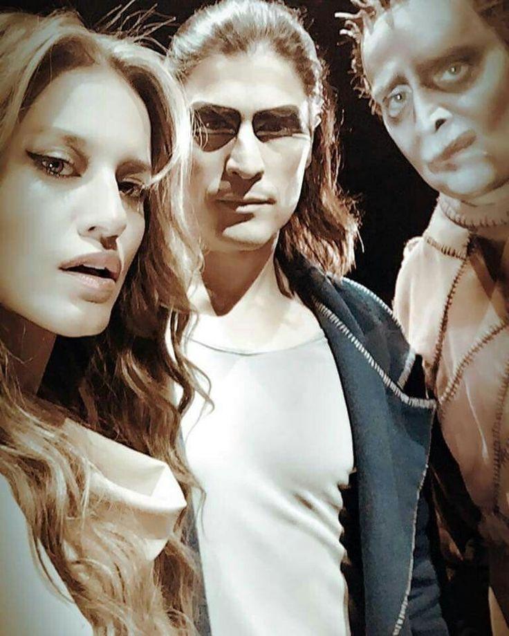 Lola Ponce, Matteo Setti e Gio di Tonno