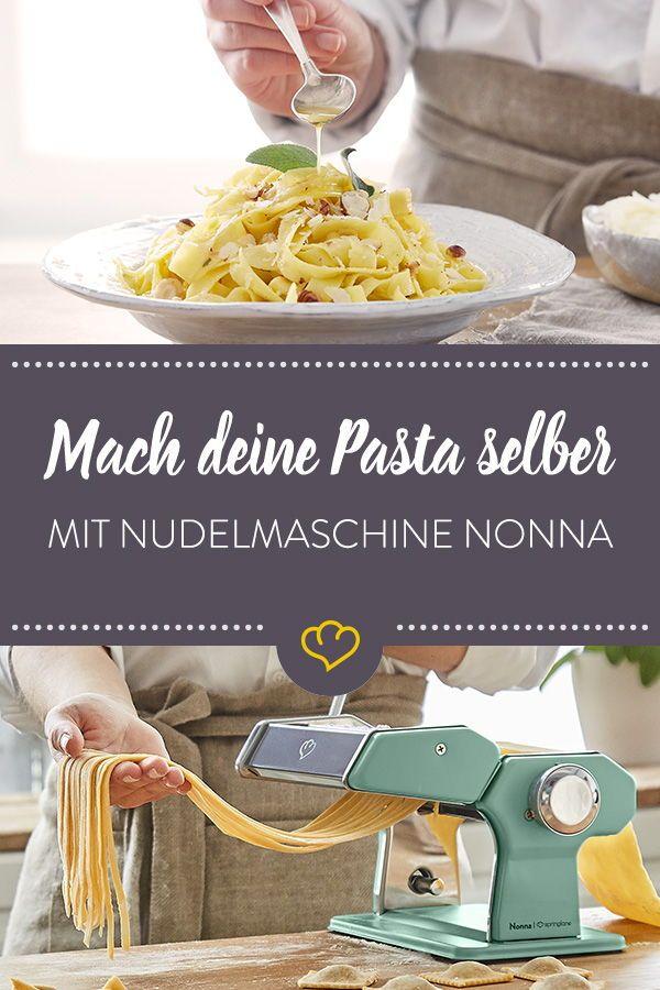 Pasta selber machen? Wir zeigen dir, wie es geht! Hol dir alle Infos zu unserer …
