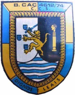 Companhia de Comando e Serviços do Batalhão de Caçadores 4612/74 Guiné