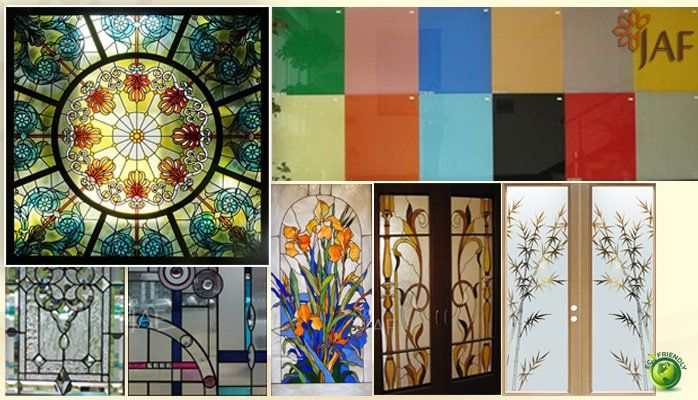 JAF painting company- an innovative glass painting solutions provider in UAE – is your friend in creating unique interior design ideas using the