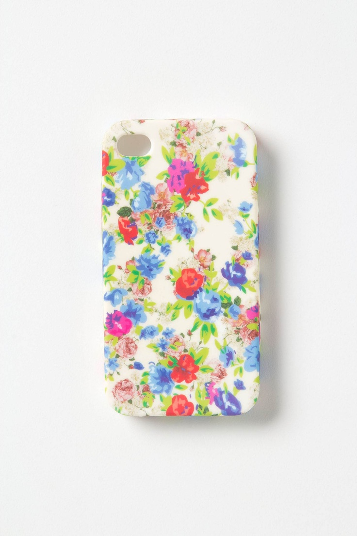 floral iphone case: Iphone Cases, Iphone 4S, 24 00, Floral Phone, Phonecases, Anthropologie Com, Iphone Cover, Floral Iphone