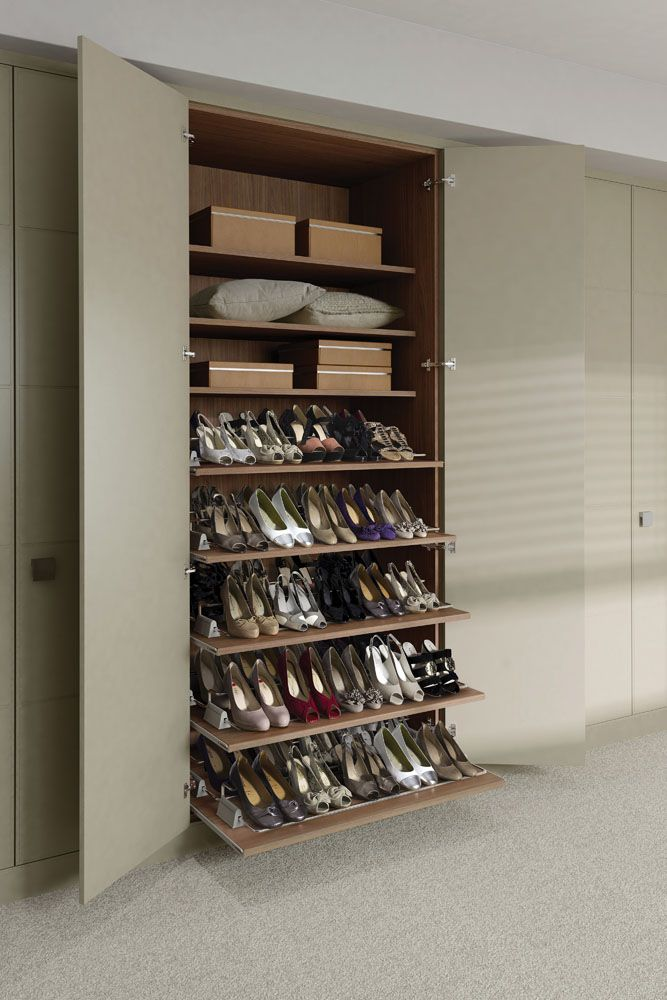Genoa Bedroom Shoe Rack http://www.daval-furniture.co.uk/genoa/