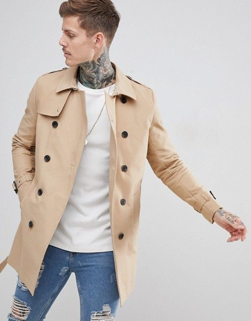 5d7a171a9ea 6 Chic Alternatives To The Burberry Trench Coat.  Fashion  Style  MensStyle