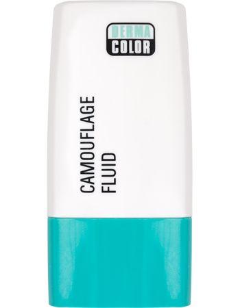 Kryolan Dermacolor - Camouflage fluide - Base #kryolan #dermacolor #maquillage