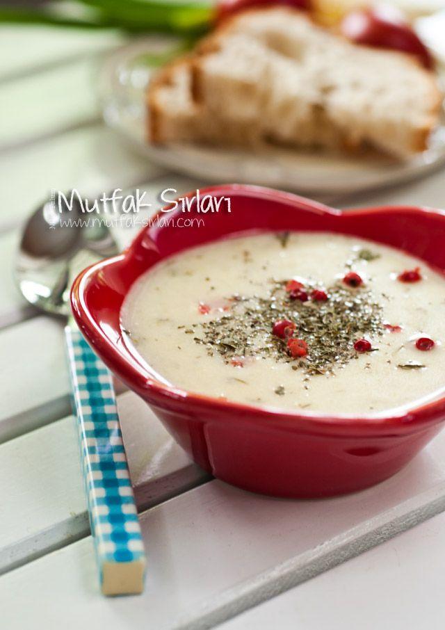 Yoğurtlu Kabak Çorbası - Tarifin püf noktaları, binlerce yemek tarifi ve daha fazlası...