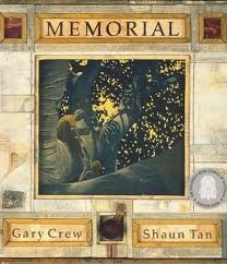 Memorial by Shaun Tan and Gary Crew; reading with BDA strategies  Inspiration software
