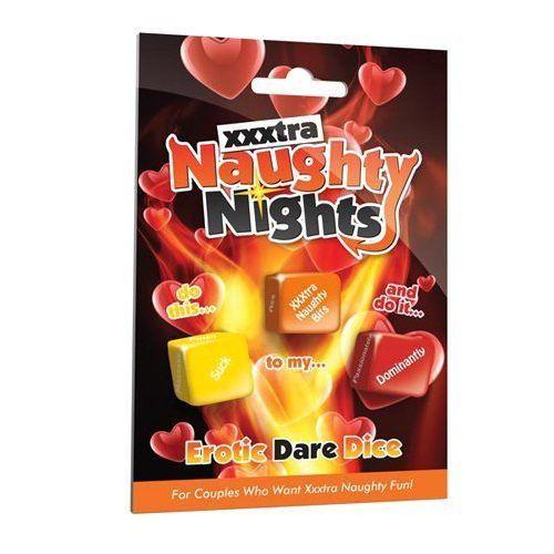 Xxxtra Naughty Nights Erotic Dare Dice - Adult Gifts Australia