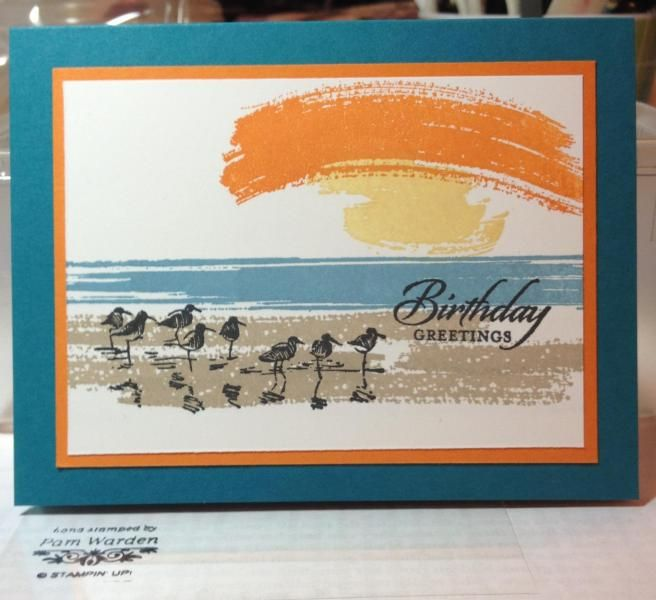 Work of Art Sky by pwarden - Cards and Paper Crafts at Splitcoaststampers
