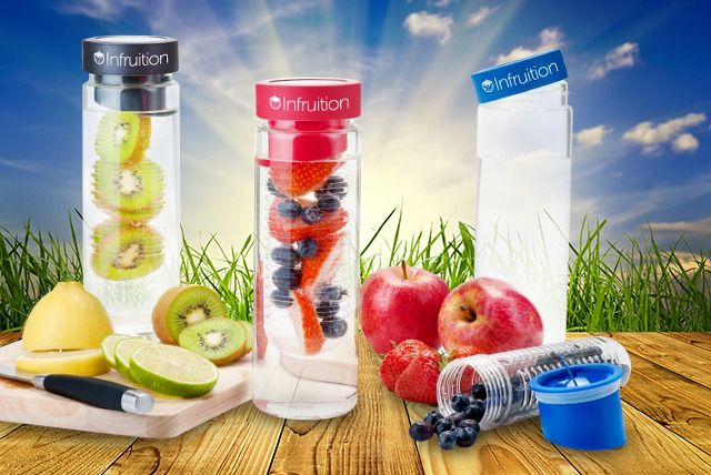 Infruition™ Fruit Infusing Bottle