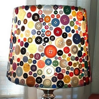 Button Lamp for-the-home