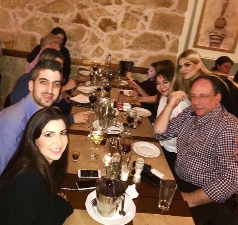 Και φέτος με χαρά, οι ιατροί, το προσωπικό, συνεργάτες και φίλοι της OASIS MED ONE DAY CLINIC πραγματοποιήσαμε το καθιερωμένο κόψιμο της #πίτας μας! #κρήτη #αγγειοχειρουργός #δερματολόγος #ηράκλειο #crete #heraklion #κλινική #πρωτοχρονιάτικη