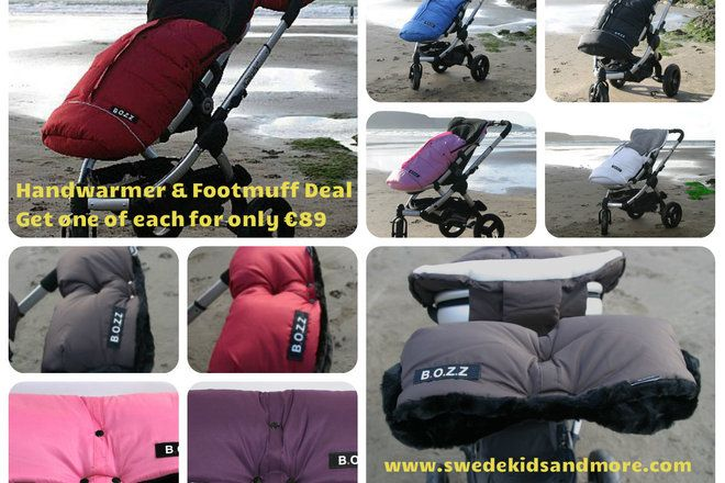 Value Deal - Footmuff with Matching Handwarmer
