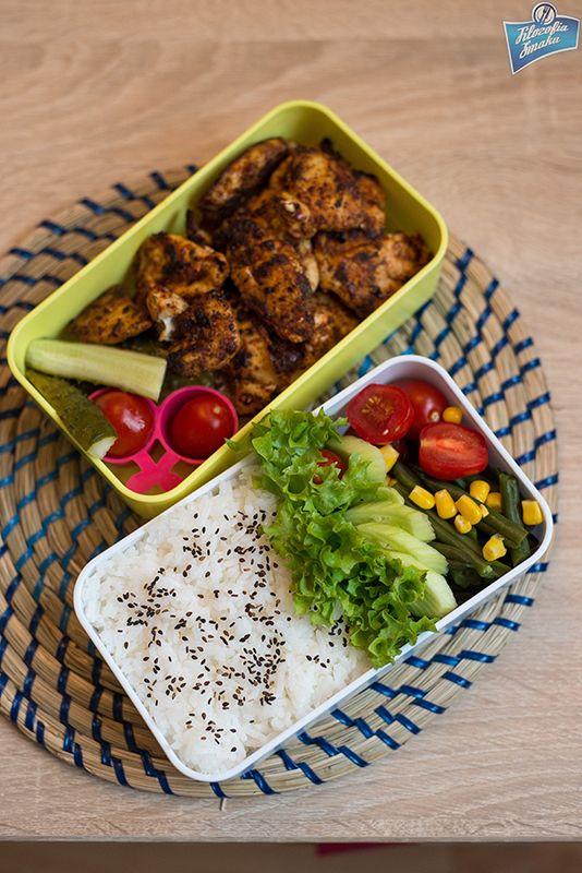 Easy lunchbox recpes/Proste przepisy na lunchbox
