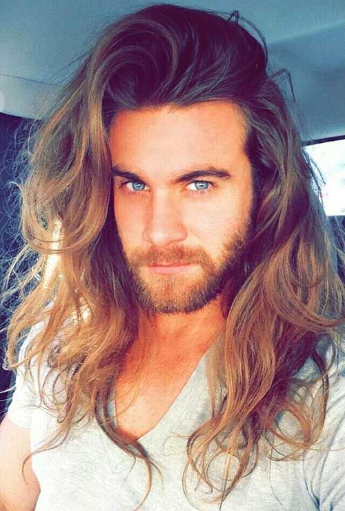 Long Hairstyle 2016 Men