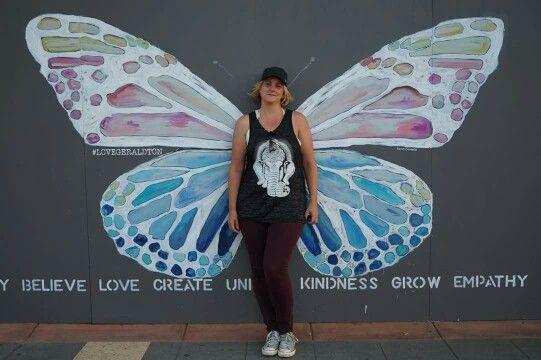 Butterfly, Geraldton
