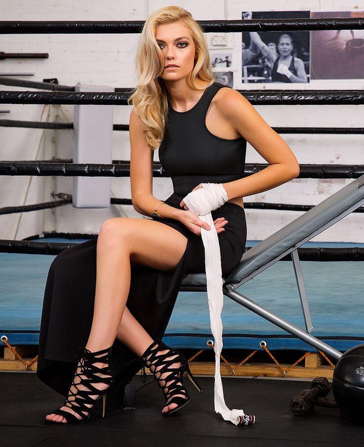 Sleek Maxi Skirt - Bardot