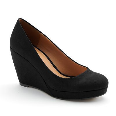 Apt. 9 Platform Wedges - Womens $29.97: Platform Wedges, 39 99 Apt, Dream Closet, Fashion Insperation, Style Pinboard, Clothes Shoes Bags Jewelry, Shoe Freak, Womens 29 97