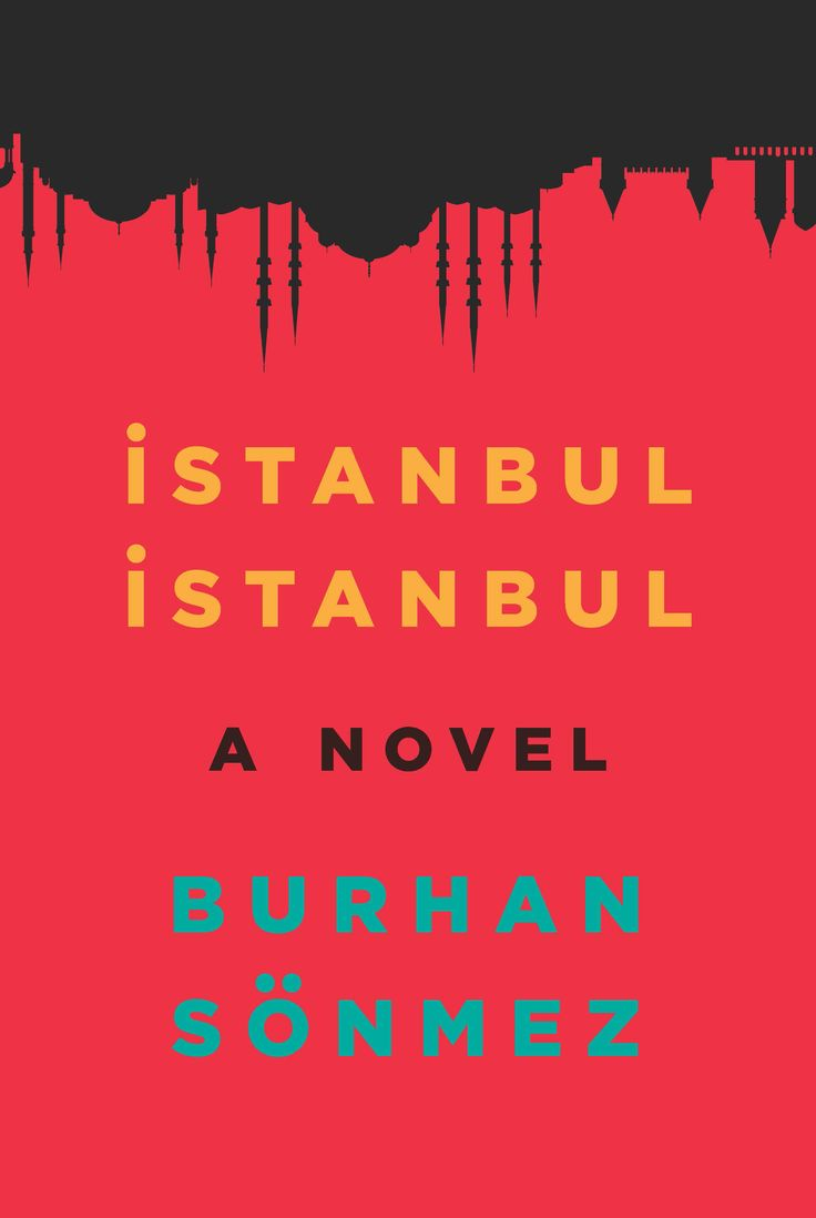 cover of EN version of Istanbul Instabul, novel (read the teaser...)