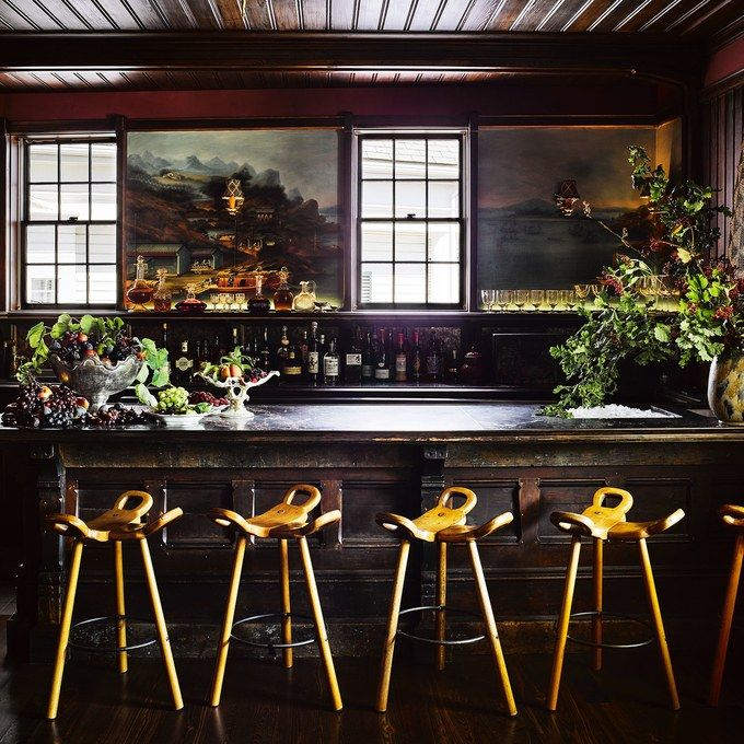 Greydon House Nantucket - Boutique Hotel by Roman & Williams. Floral Design Soiree Floral (www.soireefloral.com) Photography Douglas Friendman (www.thefacinator.com)