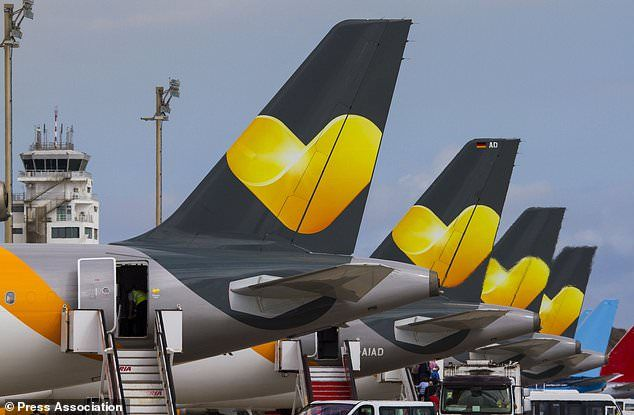 First Thomas Cook dinner flights to Tunisia after Sousse assault