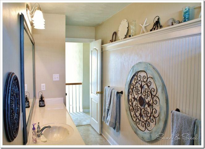 Bathroom Remodels With Beadboard best 25+ bead board bathroom ideas only on pinterest | bead board