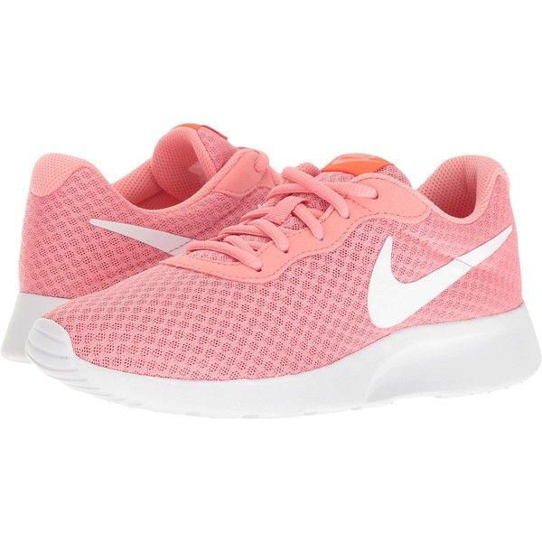 finest selection 702ea 94aa3 ... noir femme s5 Nike Tanjun (Lava Glow Total Crimson White) Women s  Running Shoes ( 53 ...