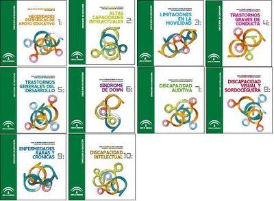 Manuales de Atención al Alumnado con Necesidades Específicas de Apoyo Educativo.  La Consejería de Educación, lanza una primera revisión de dichas publicaciones.