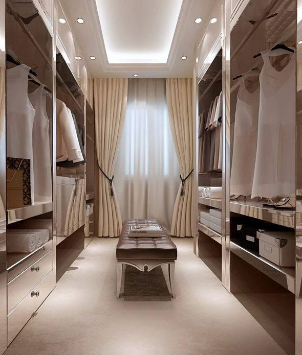 Dream closet...one I wouldn't share with the spouse...