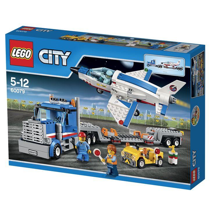 LEGO City Weltraumjet