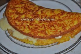 Hatice Mutfakta: Patatesli Sandiviç Omlet