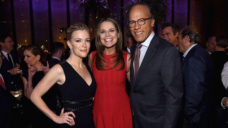 Megyn Kelly, Jeff Zucker, Sean Hannity Mingle at THR's Star-Studded New York Media Party #FansnStars