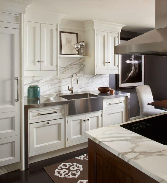 17 Best Images About Beautiful White Kitchens! On Pinterest