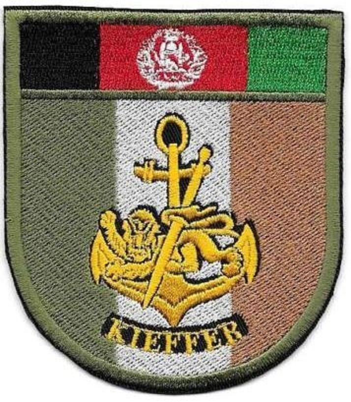 France Navy Afghanistan Commando Kieffer Airborne Combat Diver Marine Francaise