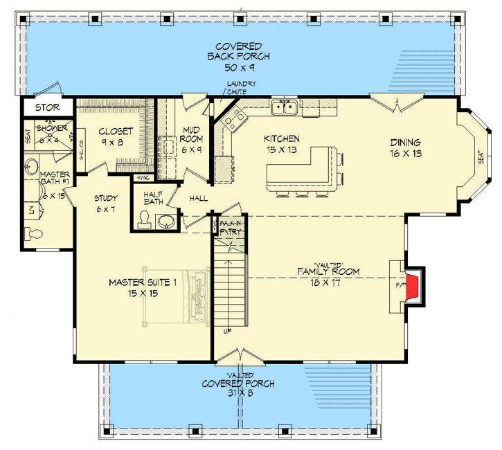 436 best House Plans images on Pinterest | Floor plans, House floor ...