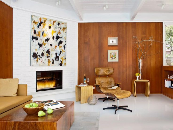 Inspiration Web Design  Ways to Give Your Rooms Midcentury Modern Mojo