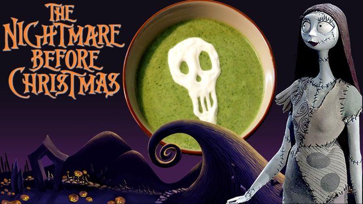 The Nightmare Before Christmas! Halloween - SALLY'S SOUP