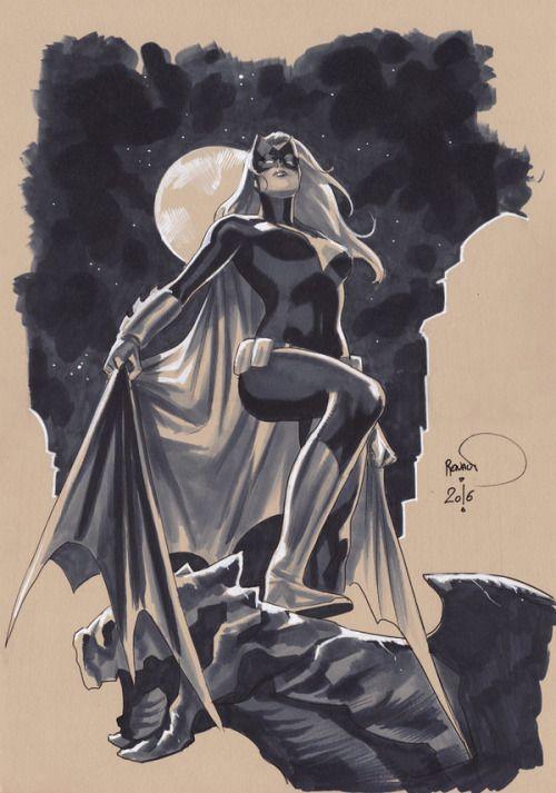Batwoman - Paul Renaud