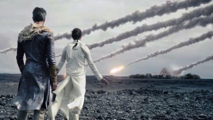 Film Ambition - Full Fantasy Movie : 2014 ESA Rosetta Mission